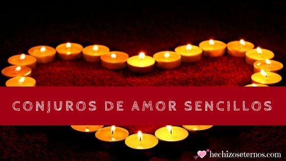 ritual de Amor Sencillos