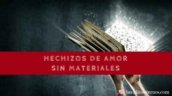 como hacer un hechizo de amor sin materiales