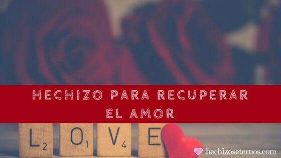 Ritual Para Recuperar El Amor