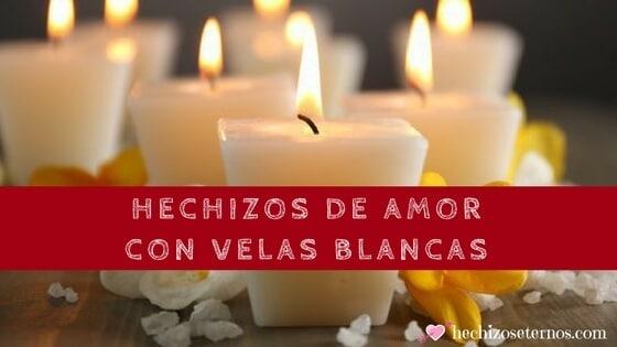 Ritual de Amor con Velas Blancas