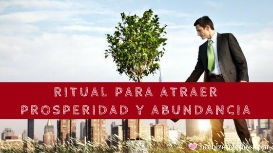 hechizo Atraer Prosperidad y Abundancia