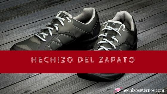 hechizo del zapato para dominar