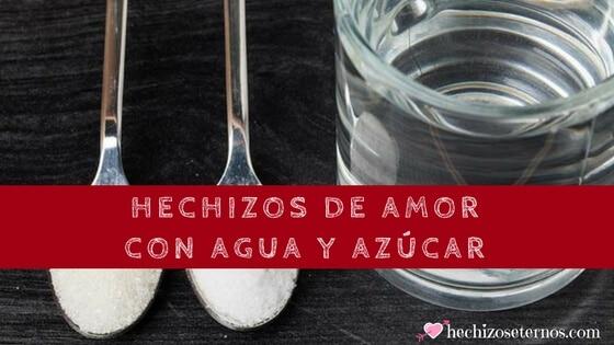Como hacer un hechizo de amor con agua