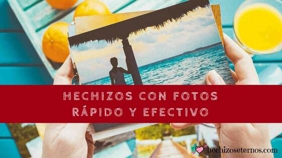 hechizos fáciles con fotos