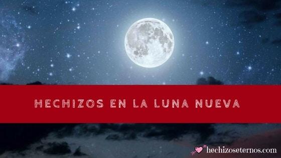 rituales de luna nueva