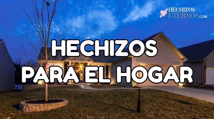 Hechizos Para El Hogar